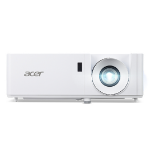 Acer Essential XL1320W data projector Ceiling-mounted projector 3100 ANSI lumens DLP WXGA (1280x800) 3D White