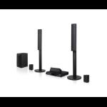 LG LHB645N home cinema system 3D 5.1 channels 1000 W Black
