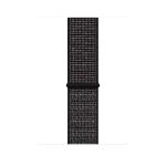 Apple MX812ZM/A smartwatch accessory Band Schwarz Nylon