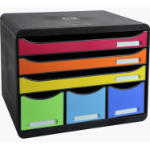 Exacompta Store-Box Maxi 6 Drawers