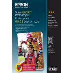 Epson Value Glossy - A4 - 20 sheets photo paper