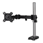 ARCTIC Z1 (Gen 3) - Desk Mount Monitor Arm with USB Hub