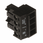 Axis 5505-291 wire connector A 6-pin Black