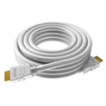 Vision TECHCONNECT SPARE 15M HDMI CABLE Engineered connectivity solution, White, 4K compliant, High-Speed ( TC2 15MHDMI