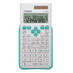 Canon F-715SG Desktop Scientific calculator Blue,White