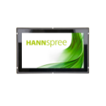 "Hannspree Open Frame HO 161 HTB 39.6 cm (15.6"") LED Touchscreen Full HD Totem design Black"