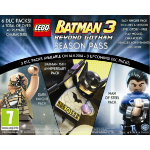 Warner Bros LEGO Batman 3: Beyond Gotham DLC Season Pass, PC PC English