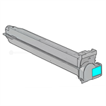 Katun 43434 compatible Toner cyan (replaces Develop TN-213 C Olivetti B0730)