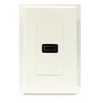 4XEM 4XWALLHDMI1 outlet box White