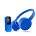 Energy Sistem Music Pack Reproductor de MP3 Azul 8 GB