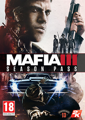 Nexway 817852 video game add-on/downloadable content (DLC) Video game downloadable content (DLC) PC Mafia III Español