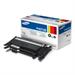 Samsung CLT-P4072B/ELS (P4072B) Toner black, 1.5K pages, Pack qty 2