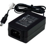 Datalogic 11-0351 adaptador e inversor de corriente Interior 12 W Negro