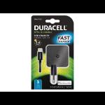 Duracell DMAC11-EU oplader voor mobiele apparatuur Binnen Zwart