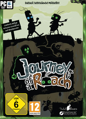 Nexway Journey of a Roach vídeo juego PC/Mac/Linux Básico Español