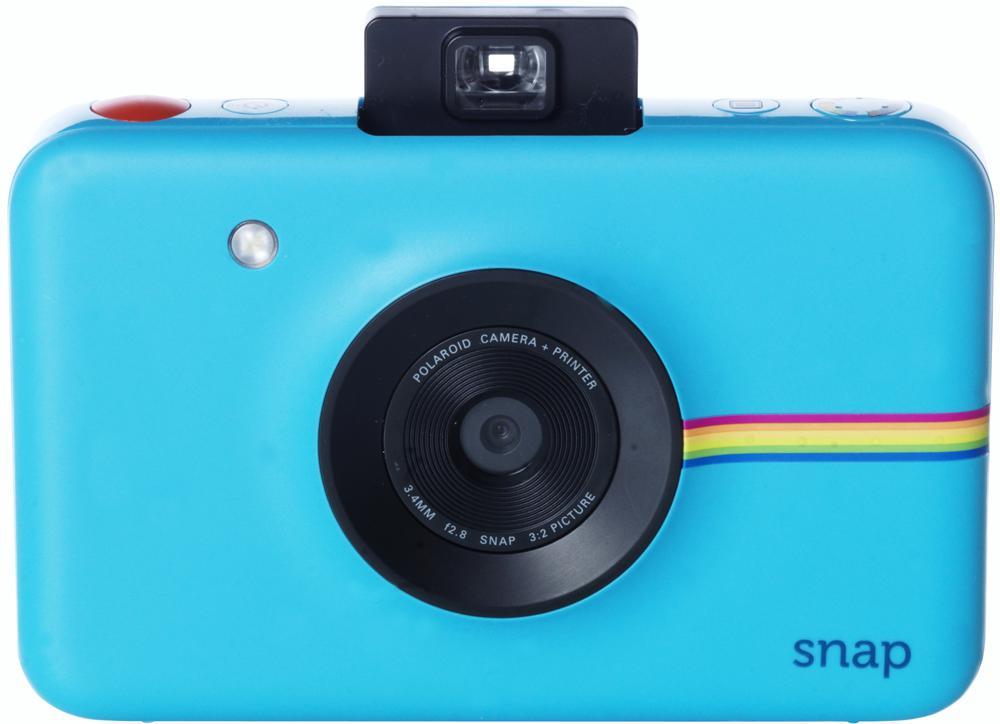 Polaroid SNAP BLUE + 20 SHEETS