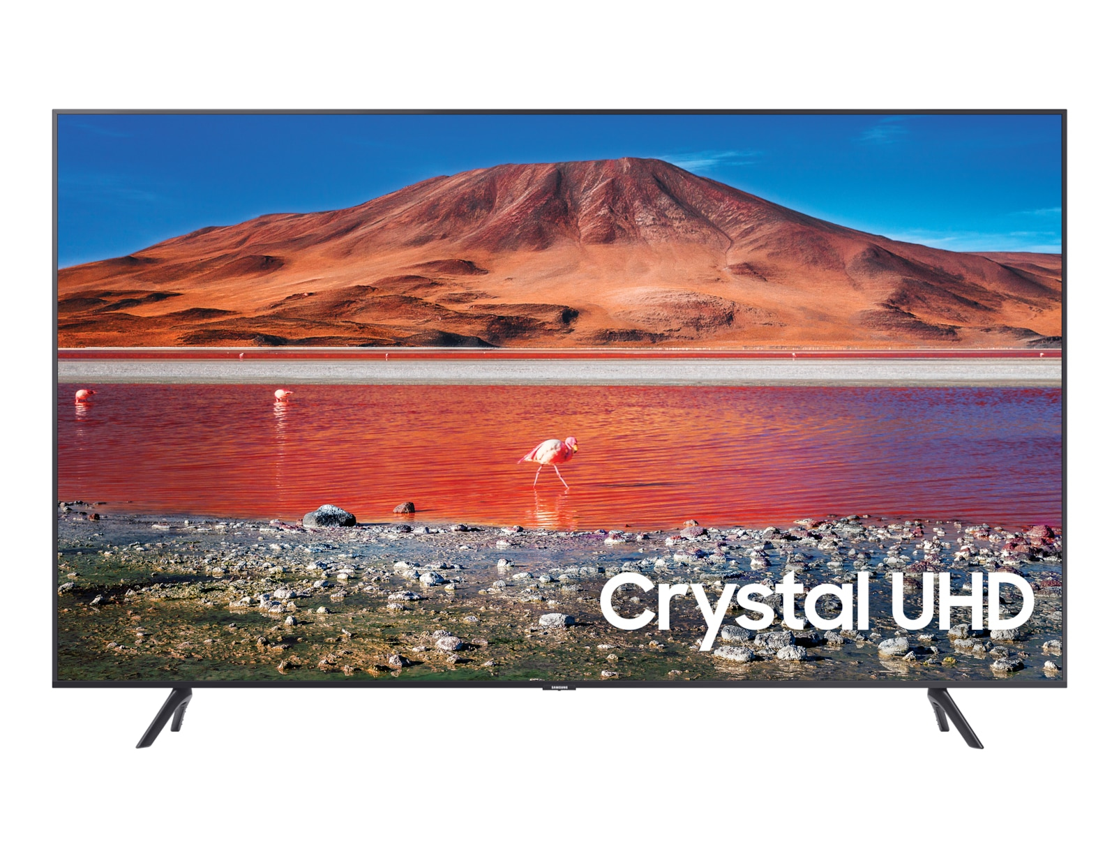 "Samsung Series 7 UE55TU7100K 139.7 cm (55"") 4K Ultra HD Smart TV Wi-Fi Titanium"
