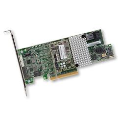 Broadcom MegaRAID SAS 9380-8e RAID controller PCI Express x8 3.0 12 Gbit/s