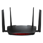 Edimax RG21S Dual-band (2.4 GHz / 5 GHz) Gigabit Ethernet Black wireless router