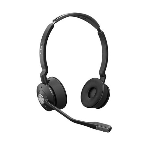 Jabra 14401-15 headset Head-band Binaural Black