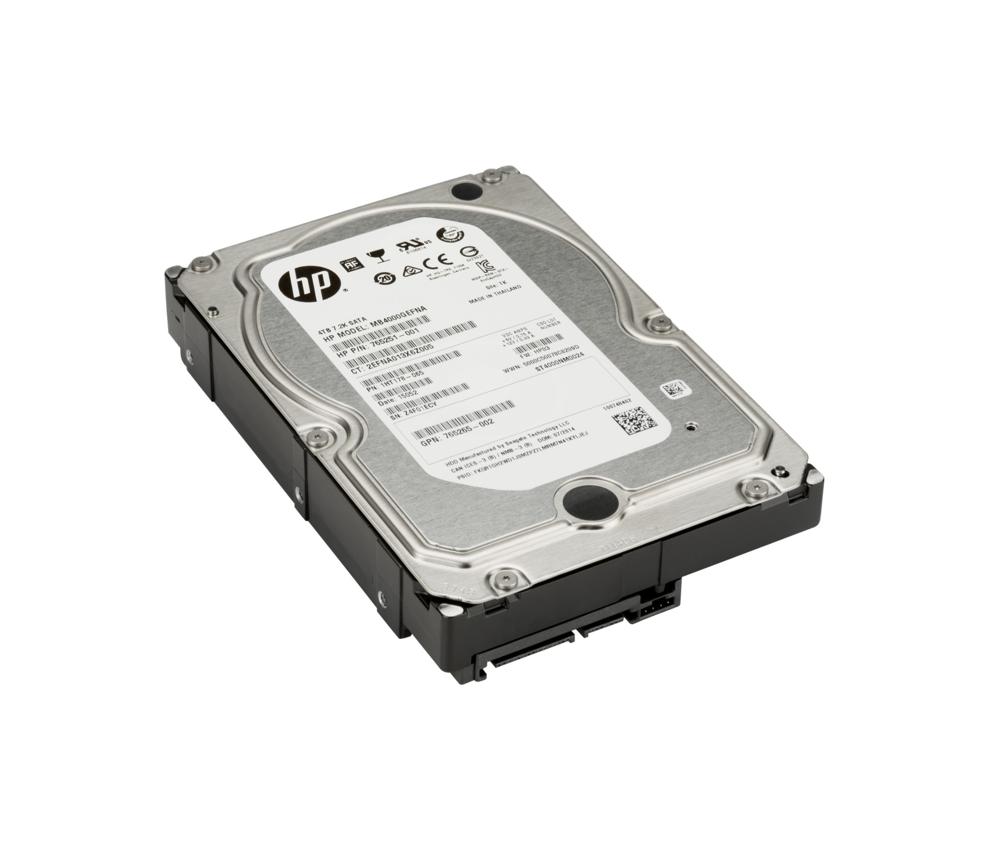 HP 256GB SSD 2.5 SATA TLC