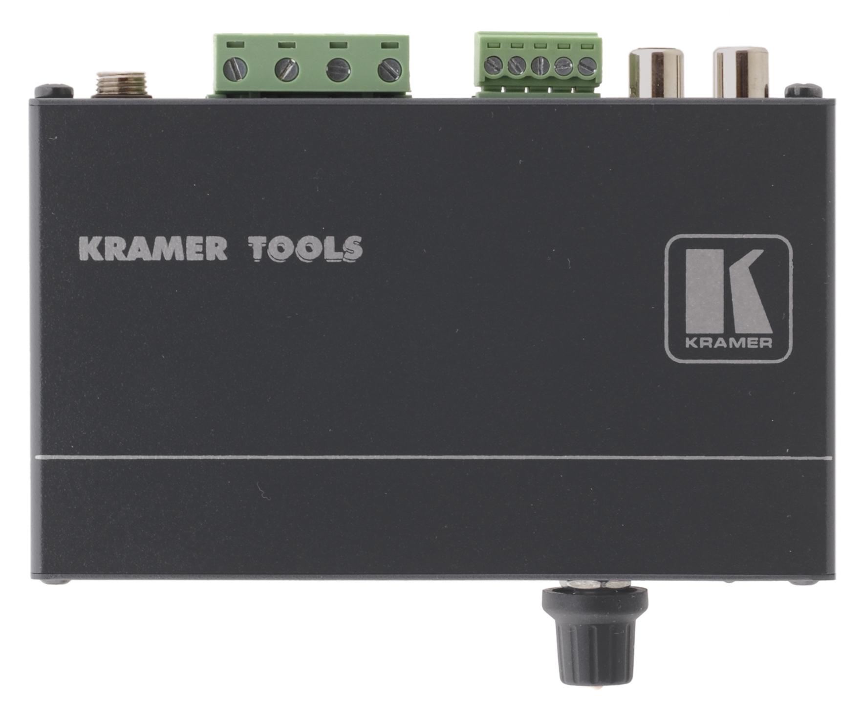 Kramer Electronics 900N 2.0 Wired Black audio amplifier