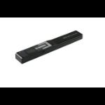 I.R.I.S. IRIScan Book 5 Wi-Fi 1200 x 1200 DPI Handheld scanner Black A4