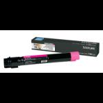 Lexmark 22Z0010 Toner magenta, 22K pages