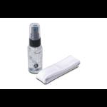 Ednet 63044 equipment cleansing kit Equipment cleansing dry cloths & liquid 30 ml
