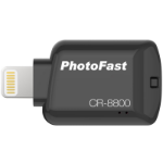 Photofast CR-8800 Lightning Black card reader
