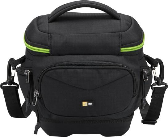 Case Logic KDM-101-BLACK Shoulder case Black,Green