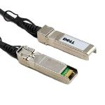 DELL 470-AAVK fibre optic cable 0.5 m SFP+ Black