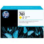HP CM992A (761) Ink cartridge yellow, 400ml