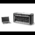 Bretford HE406BG2 portable device management cart/cabinet Portable device management cabinet Black