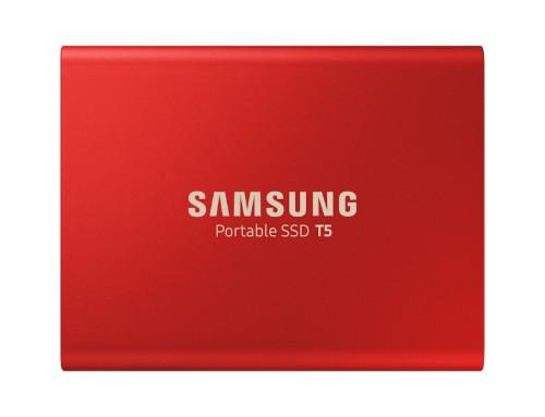 Samsung MU-PA500R 500 GB Red
