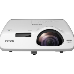 Epson EB-525W 2800 Lumens, WXGA Resolution, 3LCD Technology, Meeting Room Projector, 3.9 Kg