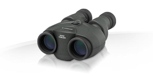 Canon 10x30 IS II binocular Porro II Black