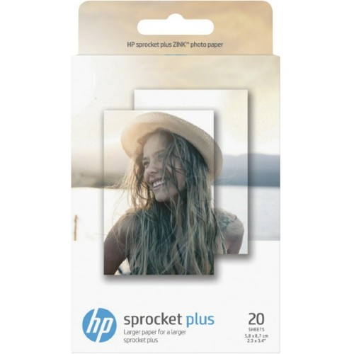 HP 2LY72A Photo cartridge, Pack qty 20