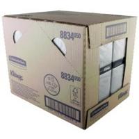 Kleenex FT CUBE I-FOLD 2PLY WHITE 90SHTS