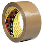 Scotch PACK TAPE 50MMX66M BUFF