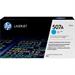 HP CE401AC (507A) Toner cyan, 6K pages
