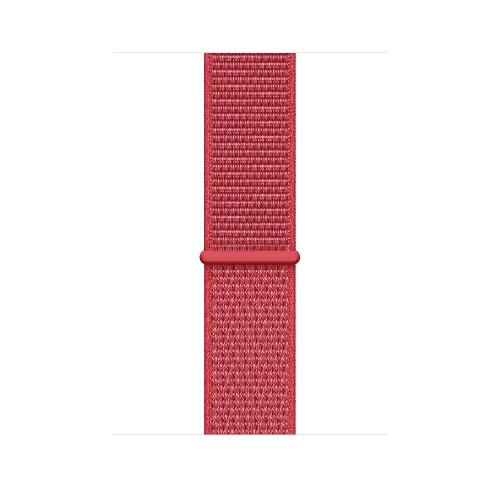 Apple MU972ZM/A Band Red Nylon