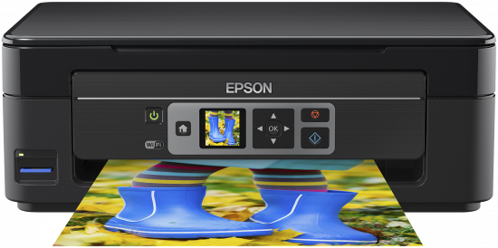 Epson Expression Home XP-352 Inkjet 33 ppm 5760 x 1440 DPI A4 Wi-Fi