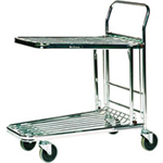 FSMISC METALLIC GREY STOCK TROLLEY 37322727