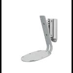 SoundXtra SDXHKCONEWM1091 speaker mount Wall Acrylonitrile butadiene styrene (ABS),Steel Grey