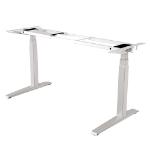 Fellowes Levado standing desk frame Electric 2 leg(s) White
