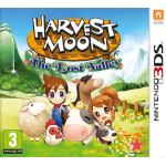 Nintendo Harvest Moon: The Lost Valley Basic Nintendo 3DS English video game