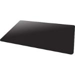 MARBIG CHAIRMAT PP ENVIRO RECTANGULAR LARGE 1200 X 1500MM BLACK