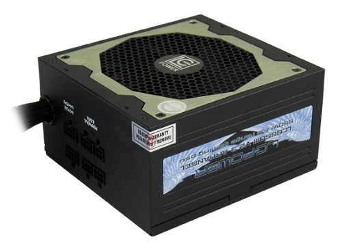 LC-Power LC8850III V2.3 power supply unit 850 W ATX Black