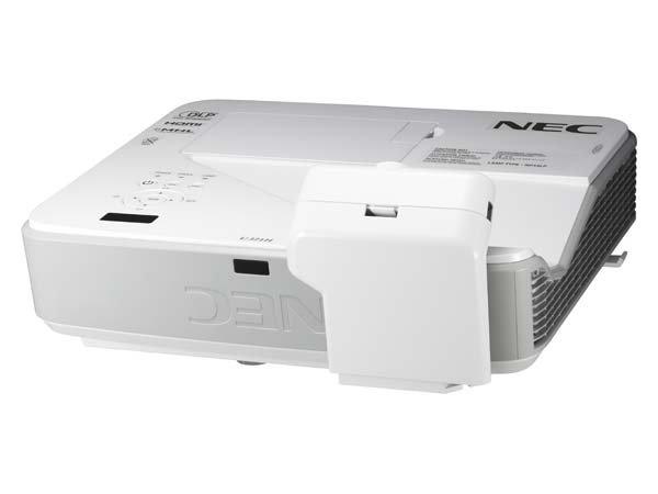 NEC U321Hi-MP 3200ANSI lumens DLP 1080p (1920x1080) Desktop projector White